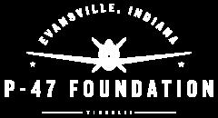 Evansville P-47 Foundation Logo